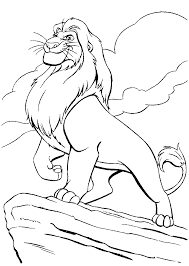 Small Picture lion king printable coloring pages pumbaa and timon simba with