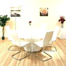 white wood round table image white wood kitchen table and modern round dining tables for
