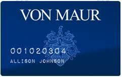 Von Maur Credit Card Is An Interest Free Charge Card Offered