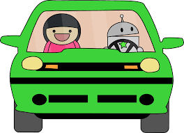riding in car clipart. Wonderful Car Robot Driving Icons PNG  Free And Downloads Clipart Free Stock Intended Riding In Car Clipart A