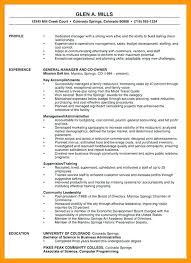 Manager Resume Description – Megakravmaga.com