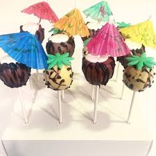 Pineapple And Coconut Cake Pops Yelp