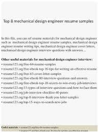 Mechanical Design Engineer Resume Samples 77 Unique Figure Of Mechanical Engineer Resume Best Of