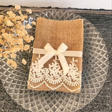 <b>100pcs</b>/lot New <b>Fashion Lace</b> Favor Bags ,pearl Burlap Wedding ...