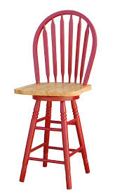 kitchen counter stools with backs amazing designing home stool back red wooden windsor frame natural seat