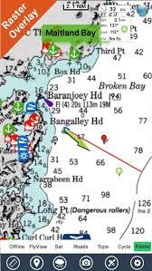 Nautical Charts Australia Nautical Charts Hd By Flytomap