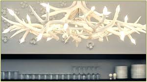chandeliers white modern chandelier white antler chandelier modern home design ideas intended for attractive residence