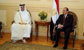 خطوة جديدة على طريق التقارب بين مصر وقطر