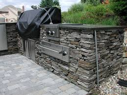 outdoor stone grills outdoor stone charcoal grills