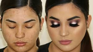 if i can make up myself so you can also makeup tutorial for spring step by step