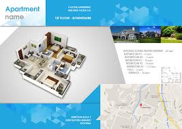 apartment brochure design. Real Estate Brochure Design Apartment G