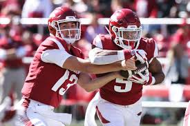 Projecting Arkansas Footballs 2019 Depth Chart Offense