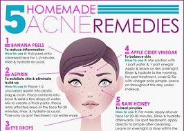 diy acne cures natural remes to clear up pimples hacks