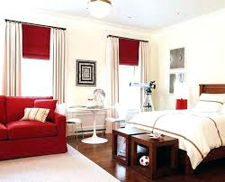 Red And White Bedroom Red White Room Red White And Black Bedroom ...