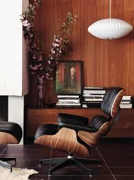 eames lounge and ottoman 1956