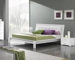 white modern platform bed. White Modern Platform Bedroom Furniture Bed