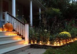 halloween outdoor lighting. Cool Design Ideas Creative Home Halloween Party Decorating ~ Loversiq Diy Glamorous Outdoor Decorations Easy Full Size Of. Menu Ideas. Lighting