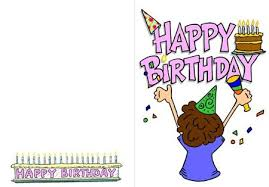 Print Birthday Cards Online Woy Design