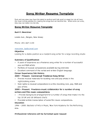 Examples Of Resumes Resume Sample Hardcopy And Plain Text Free