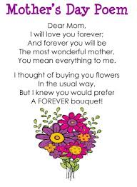 short essay speech poems on mother day for school students in happy mother day poem for mom