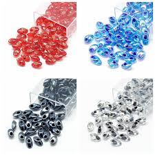 1Box 7x4mm MiYuki Japanese <b>Seed Beads</b> Long Magatama Beads ...