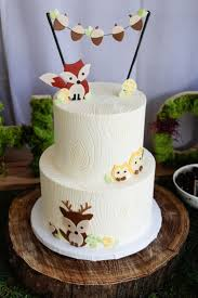 Best 25+ Woodland cake ideas on Pinterest | Woodland theme cake ...