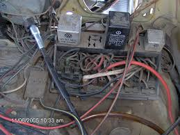electrics 1302 vw 71 beetle 12 station fuse box vw forum vzi see if this photo from samba is any help