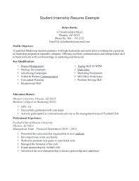 curriculum vitae for internship resume sample for internship dew drops