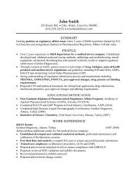Experienced Resume Template