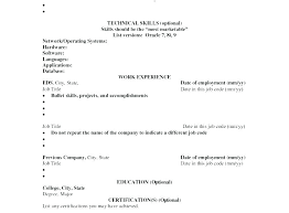 Technical Skills On A Resume 10 List Of Technical Skills For Resume Proposal Bussines