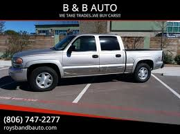 Pickup Truck For Sale in Lubbock, TX - B & B AUTO