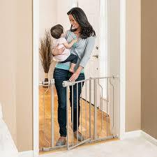 amazoncom  evenflo easy walkthru gate  indoor safety gates  baby