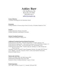 childcare resume sample part time nanny resume sample child care