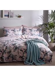 3 piece the collection hanako bedding set cotton multicolour double
