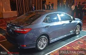new car launches malaysiaLaunch of new Corolla  Innova by Mid2015  Page 10  TeamBHP