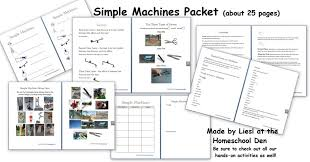 Simple Machines Unit: Screw Hands-On Activities - Homeschool Den