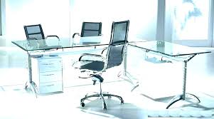 l shaped glass computer desk l shaped glass computer desk post l shaped glass top
