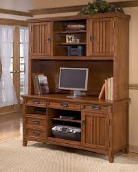 office desks with hutch. Contemporary Hutch Cross Island  Home Office Tall Desk Hutch And Desks With O