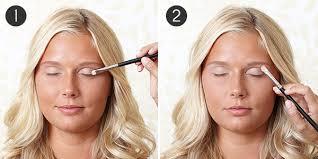hippie makeup steps 1 2