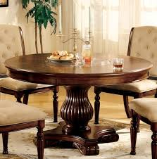 dining room table with lazy susan home design round intended for plans 7 on