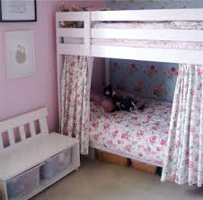 Bunk Curtains for Children's Bedroom