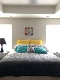 teal and gray bedroom purple teal gray bedroom