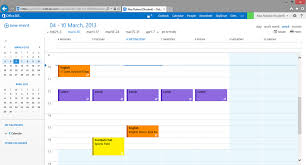 calendar office top user tips 5 multiple calendar views in owa office 365