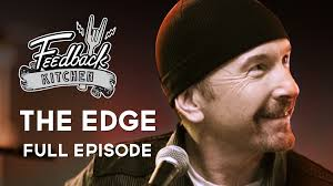 WATCH The Edge singing in conversation Music News Hot Press