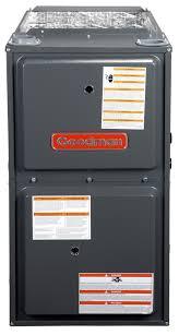goodman furnace. goodman gmss960803bn 80 000 btu furnace 96 efficiency single stage burner 1200 cfm multi speed blower upflow horizontal flow application a