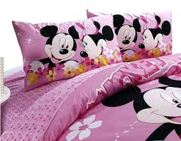 Minnie Mouse Queen Bedding Mouse Queen Bedding Set Minnie Mouse ...