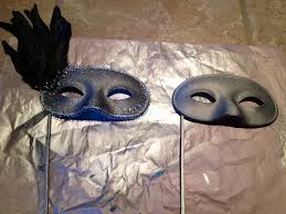 Cardboard Masks To Decorate 60 best Masquerade party ideas images on Pinterest Mask party 45
