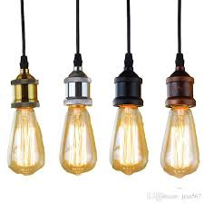 jess single edison bulbs pendant lights vintage e27 light bulbs light cafe bar lights red pendant lighting low voltage pendant lights from jess567