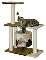 cat trees that look like furniture. Cat Tree With Sisal Posts Scratching Post Shelves Scratcher Intended Trees That Look Like Furniture