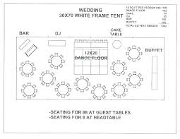 Wedding Table Arrangement Template Wedding Floor Plan